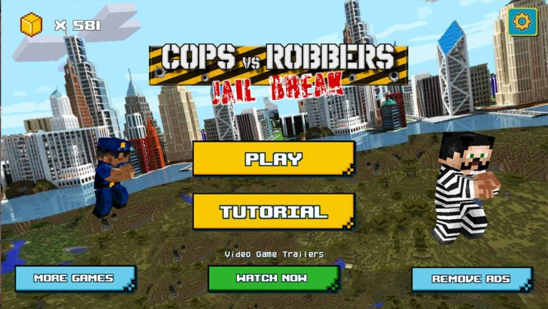 Cops Vs Robbers для Android