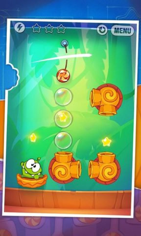 Cut the Rope Experiments для Android