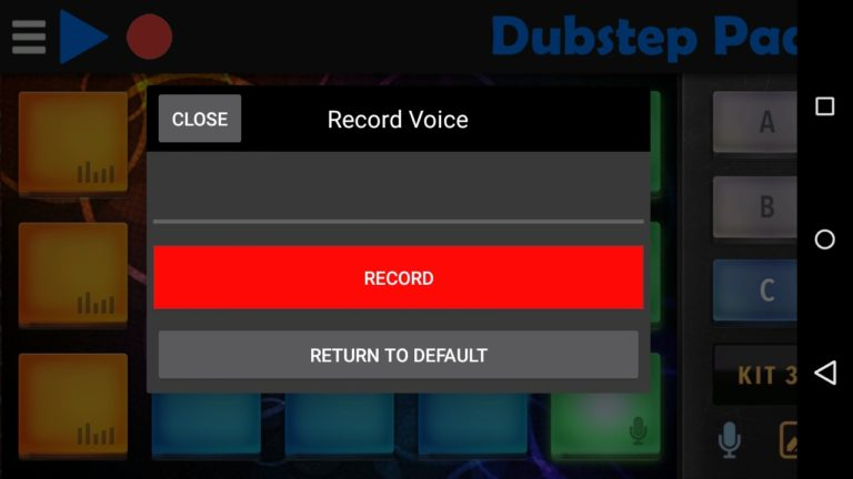 Dubstep Pads для Android