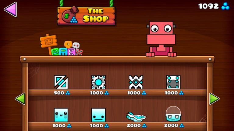Geometry Dash World для Android