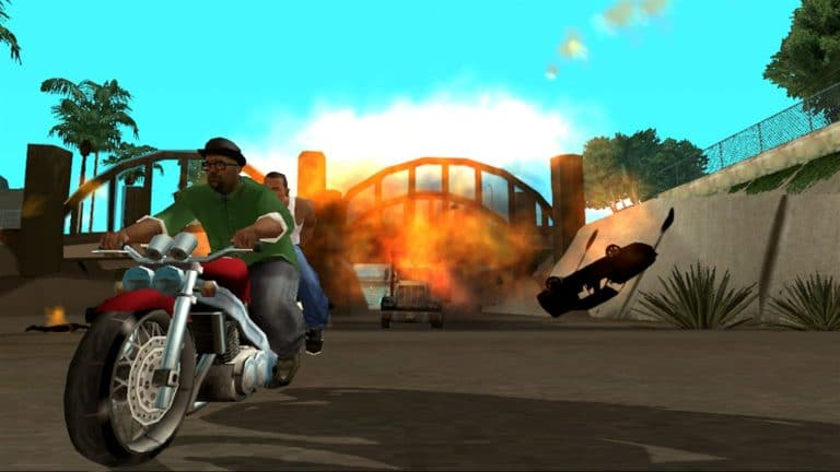 Grand Theft Auto: San Andreas for Windows