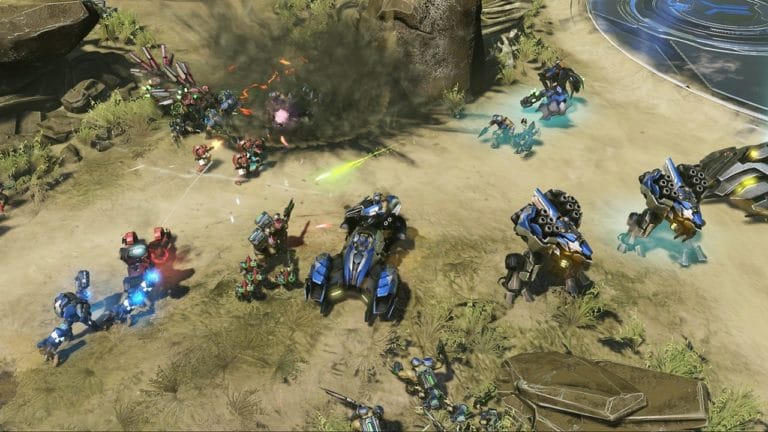 Halo Wars 2 Demo для Windows