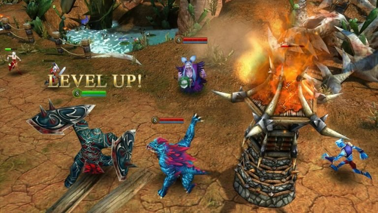 Heroes of Order and Chaos для Windows