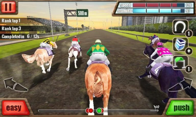 Horse Racing для Android