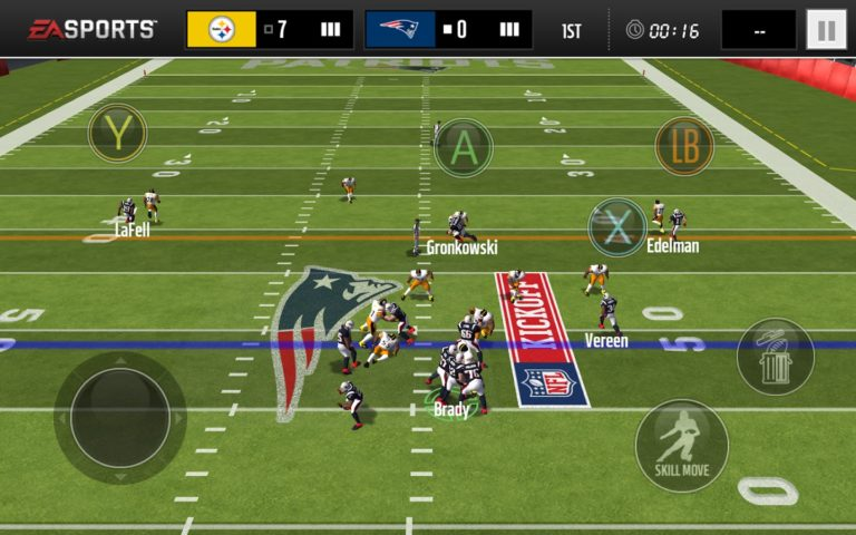 Madden NFL для Android
