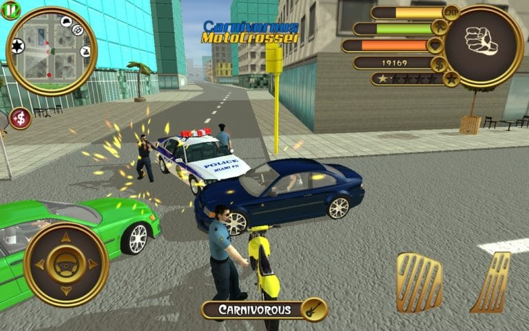 Miami Crime Police для Android