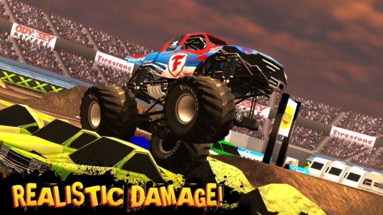 Monster Truck Destruction для Windows