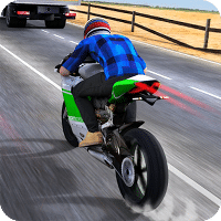 Moto Traffic Race для Android