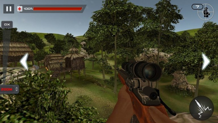 Mountain Sniper Shooting для Windows
