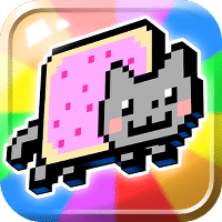Nyan Cat Lost In Space для Android