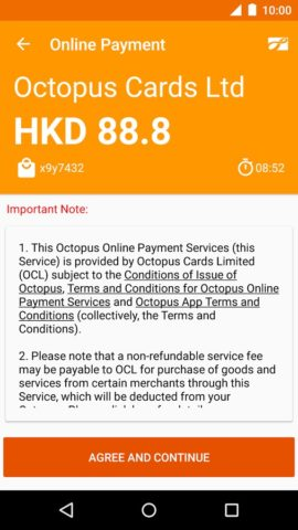 Octopus для Android