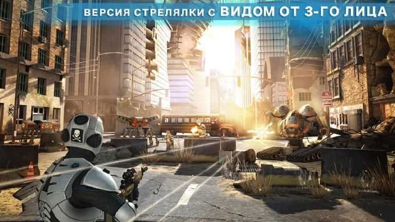 Overkill 3 для Windows