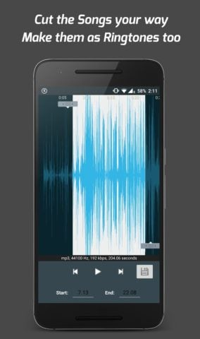 Pi Music Player для Android