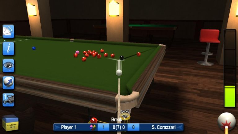 Pro Snooker для Android