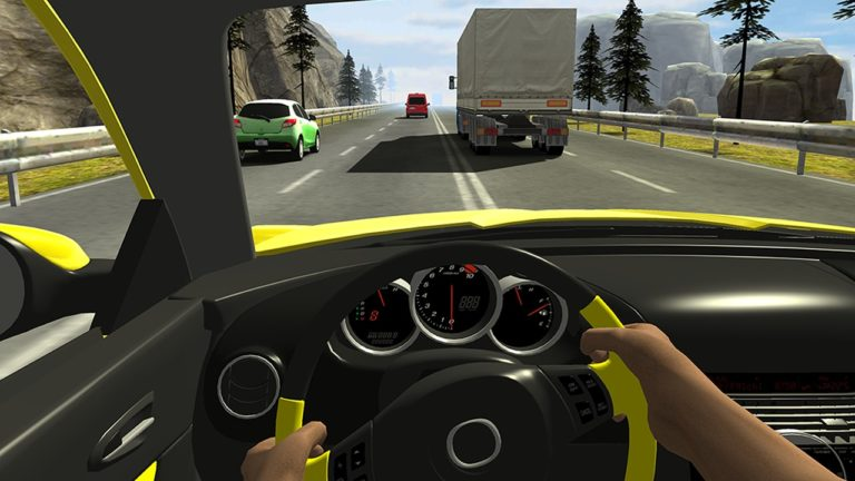 Racing in Car 2 для Android