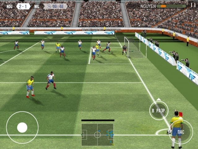 Real Football для Android