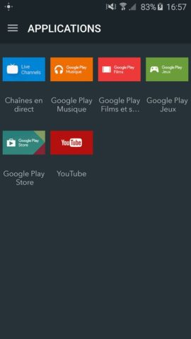 Remote Android TV для Android