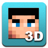 Skin Editor 3D for Minecraft для Android