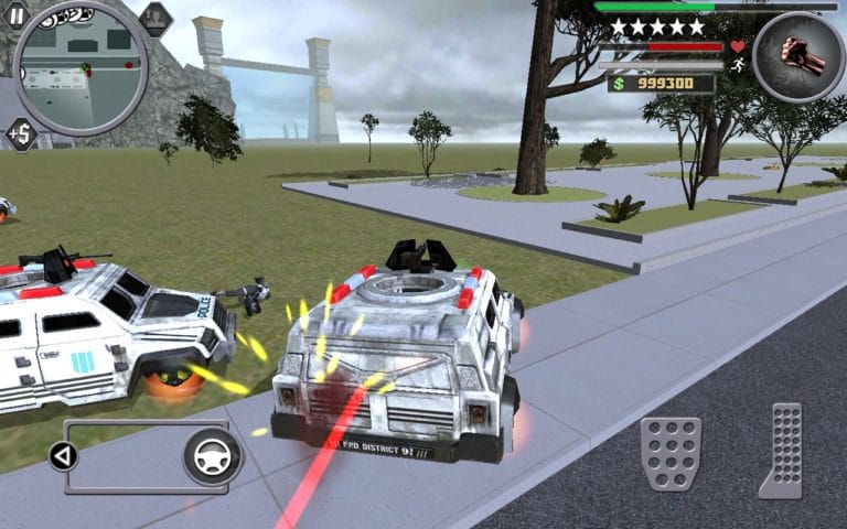 Space Gangster 2 для Android
