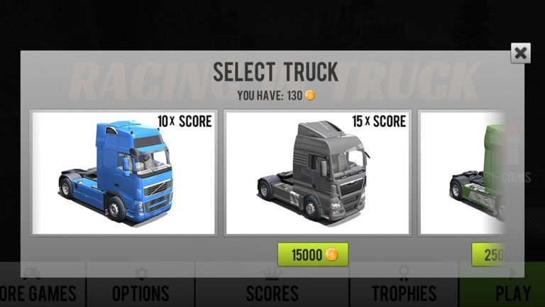 Truck Racer для Android