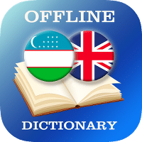 Uzbek-English Dictionary для Android