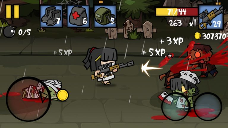 Zombie Age 2 для Android
