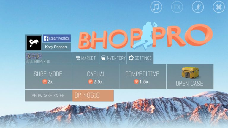 bhop pro для Android
