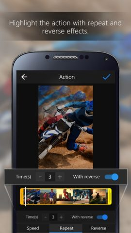 Action Director для Android