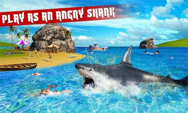 Angry Shark для Android