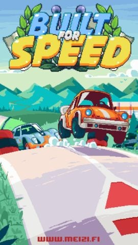 Built for Speed для Android