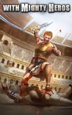 Call of Spartan для Android