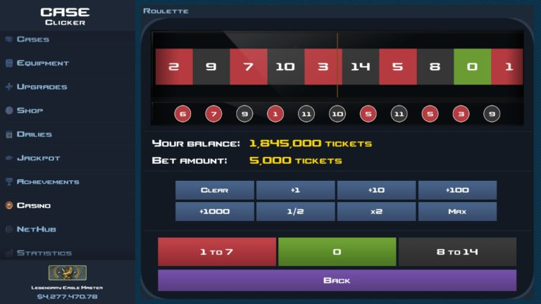 Case Clicker 2 для Android