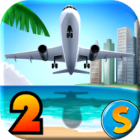 City Island Airport 2 для Android