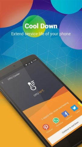 Fast Cleaner для Android
