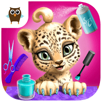 Jungle Animal Hair Salon для Android