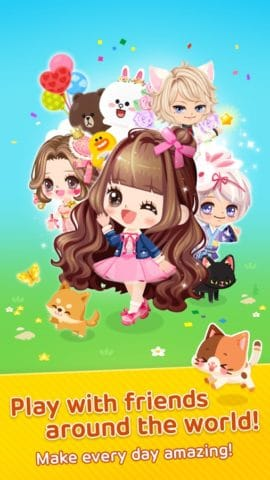 LINE PLAY для Android