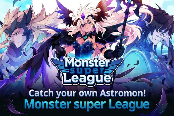 Monster Super League для Android