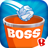 Paper Toss Boss для Android
