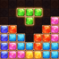Puzzle Block Jewels для Android