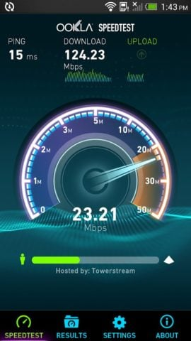 Speedtest by Ookla para Android