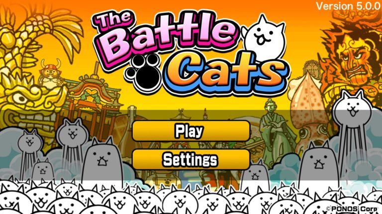 Battle Cats для Android