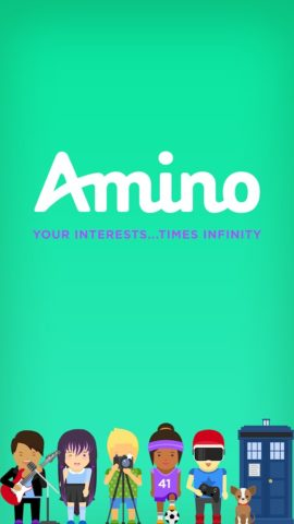 Amino для Android