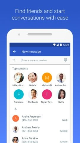 Android Messages для Android