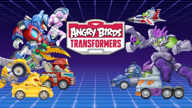 Angry Birds Transformers для Android
