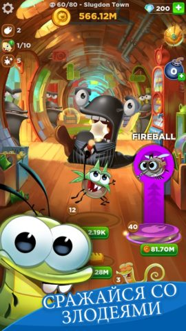 Best Fiends Forever для Android
