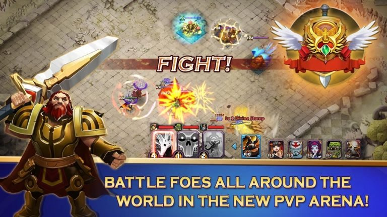 Clash of Lords 2 для Android