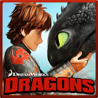Dragons Rise of Berk для Android