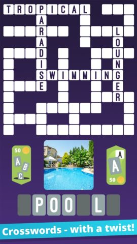 One Clue Crossword для Android