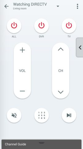 Peel Smart Remote для Android