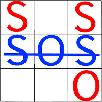 SOS игра для Android
